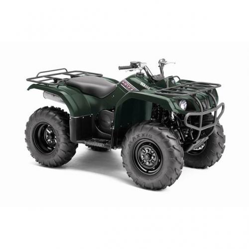 Yamaha Quad 2-4 WD