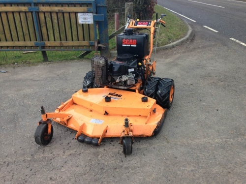 Scag Rotary Mower