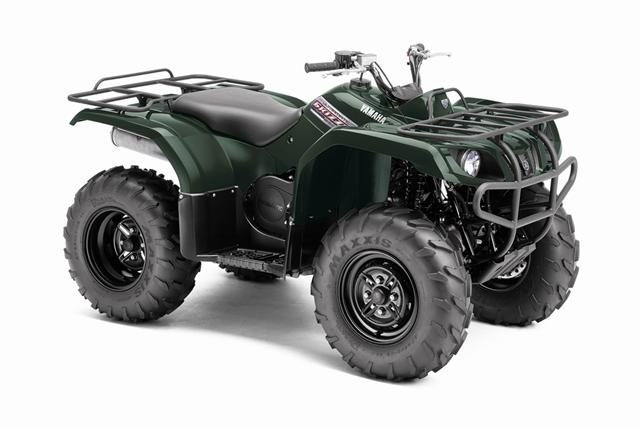 Grizzly Yamaha 350 2WD