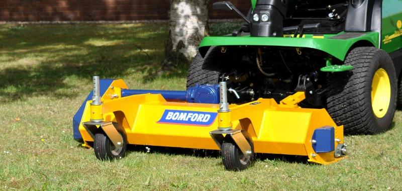 Bomford CTVM 1600 Flail Mower