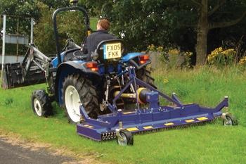 Fleming Finishing Mower