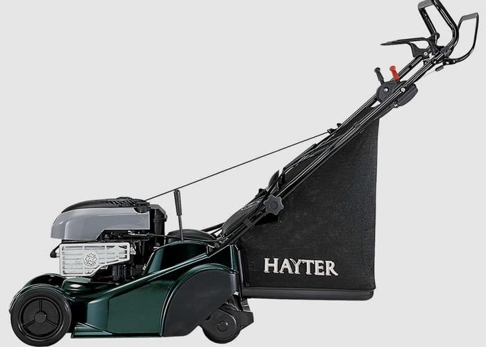 Hayter Harrier 41 Roller Autodrive VS Lawnmower