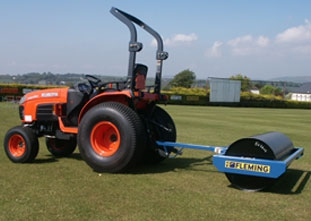 Fleming Compact Land Roller