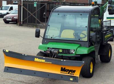 Meyer PathPro Snow Plough