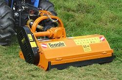 Teagle Park Flail Mower