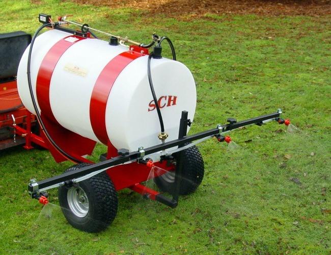 SCH GWCS9 180L (40 Gallon) Sprayer
