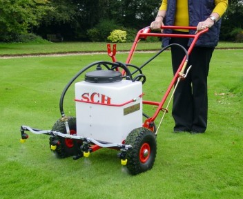 SCH PSP Power Push Sprayer