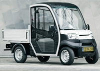 Garia City Utility Vehicle
