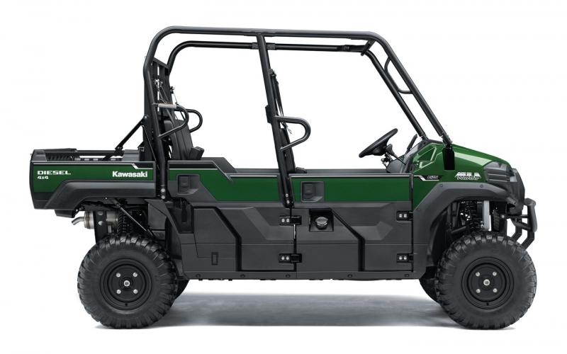 Kawasaki Mule Pro DXT