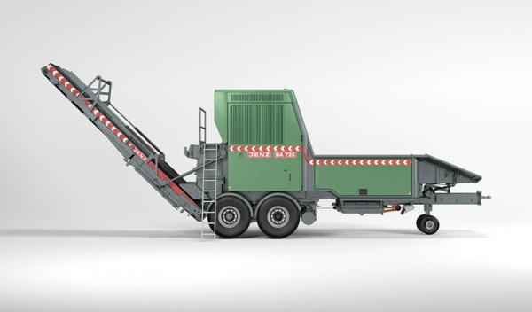 Shredders / Biofuel Chipper