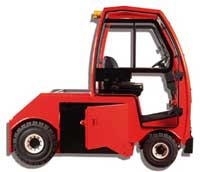 VTA 25 tonne electric tow tractor