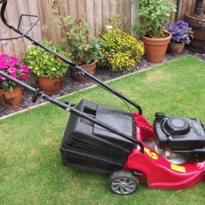 Mountfield HP414 Push Lawnmower