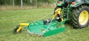 Spearhead Multicut 160 & 200 Rotary Mower