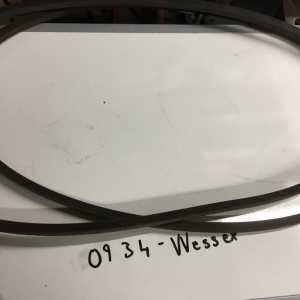 WESSEX WX-0934 DRIVE BELT