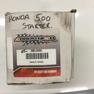 Honda 500 Starter 290-0050  !