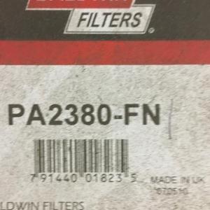 Baldwin PA2380-FN Air Filter Element !