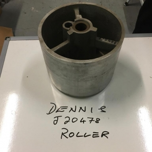 Dennis 20478 Front Roller