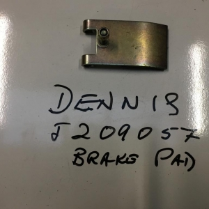 Dennis J209057 Brake Pad
