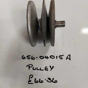 656-04015 A  Pulley MTD / Lawnflite