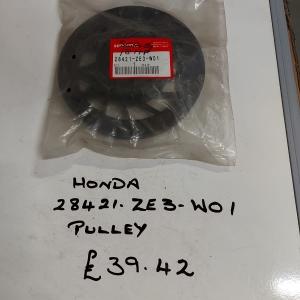 Honda Pulley 28421-ZE3-WO1