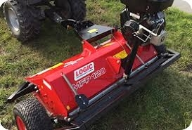 Logic MFP120B16 Flail Mower/Topper
